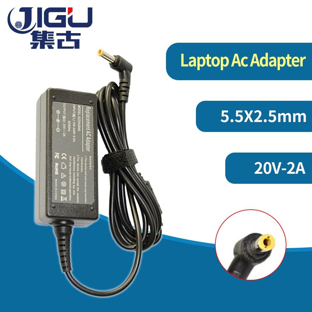 40W 20V 2A remplacement pour Lenovo IdeaPad S9 S10 S10-2 LG X110 X120 X130 MSI U100 U115 U90 ordinateur portable chargeur secteur adaptateur secteur