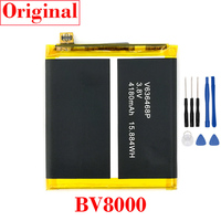 100% Original 30PCS 4180mAh BV8000 battery For Blackview BV8000 BV8000 Pro New Production Phone High Quality Battery
