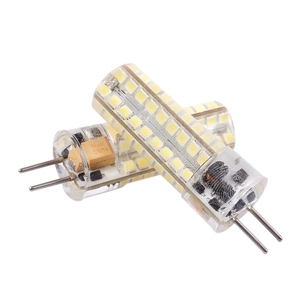 2x 6.5W GY6.35 LED Bulbs 72 28