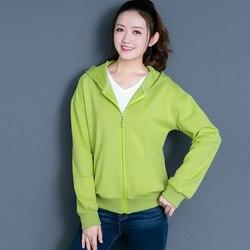 Sweaters Women Hoodies 2020 New Fashion Winter Keep warm Ladies   jacket