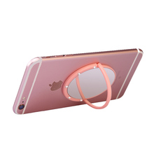 Luxury Finger Ring Phone Holder Mirror Stand Holders For Mobile