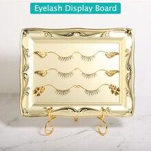 False Eyelashes Holder For Eyelash Extension Individual lash Volume Display Stand Tools