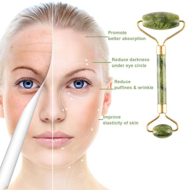 Jade Facial Roller  2