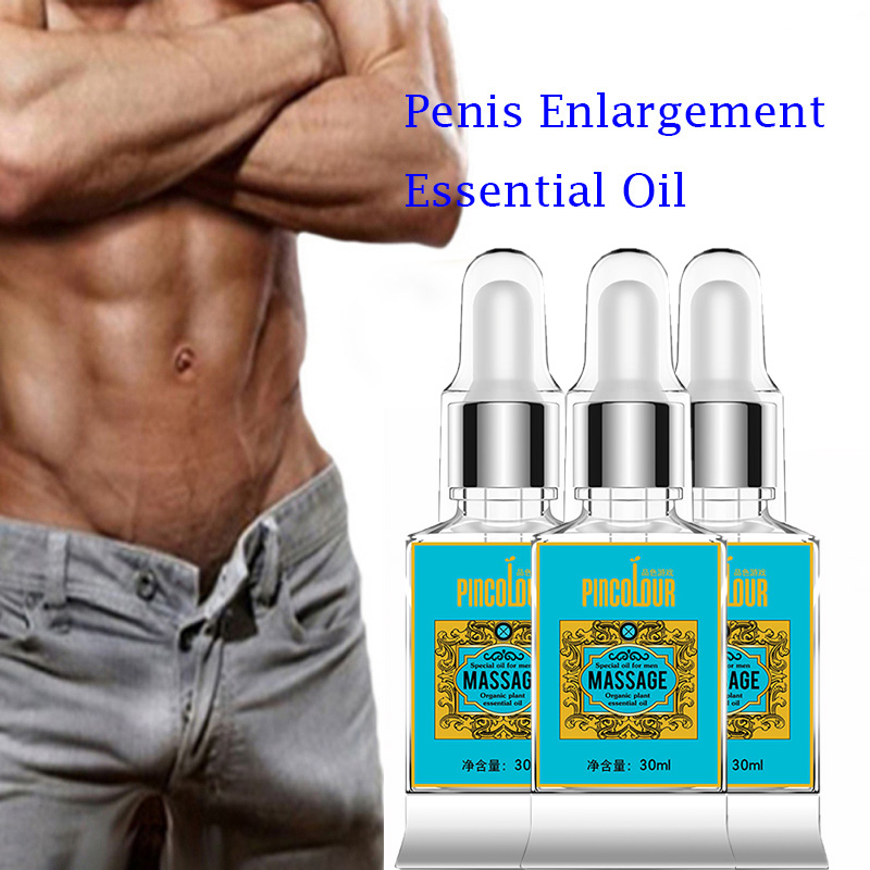 Penis Thickening Growth Man Massage Oil Cock Erection Enhance Men Health Care Penile Growth Bigger Enlarger Essential Oil