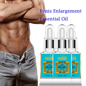 Penis Thickening Growth Man Massage Oil Cock Erection Enhance Men Health Care Penile Growth Bigger Enlarger Essential Oil(China)