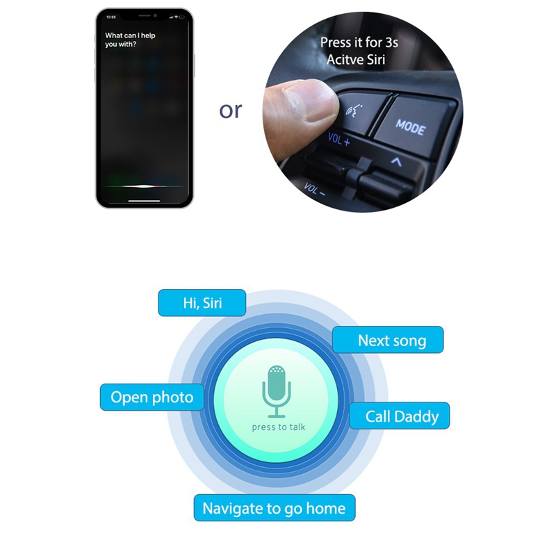 Car Wireless for Carplay Activator Android Interface Auto for Lexus Navigation GS/LS/ES/IS/UX/LX/RC MuItimedia IOS