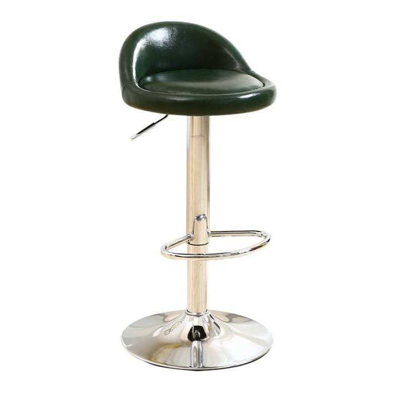 Iron Bar Chair Rotating Modern Minimalist Cashier Front Desk Bar Stool Home High Chair Lift Bar Stool