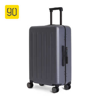 90FUN Lightweight Aluminum Framed Suitcase PC Spinner Wheel Carry on Luggage,20 inch 24 inch Travel Vacation - DISCOUNT ITEM  20% OFF All Category