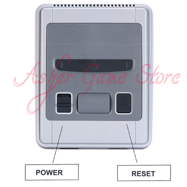 Super SNES Video Game Console with 621 Retro Classic Games HDMI Output HD Family TV 8 Bit 2 Mini Handheld Game Player Gamepad 2