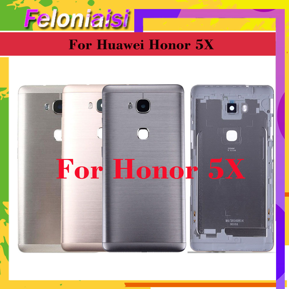 Worldwide delivery honor 5x battery cover in Adapter Of NaBaRa