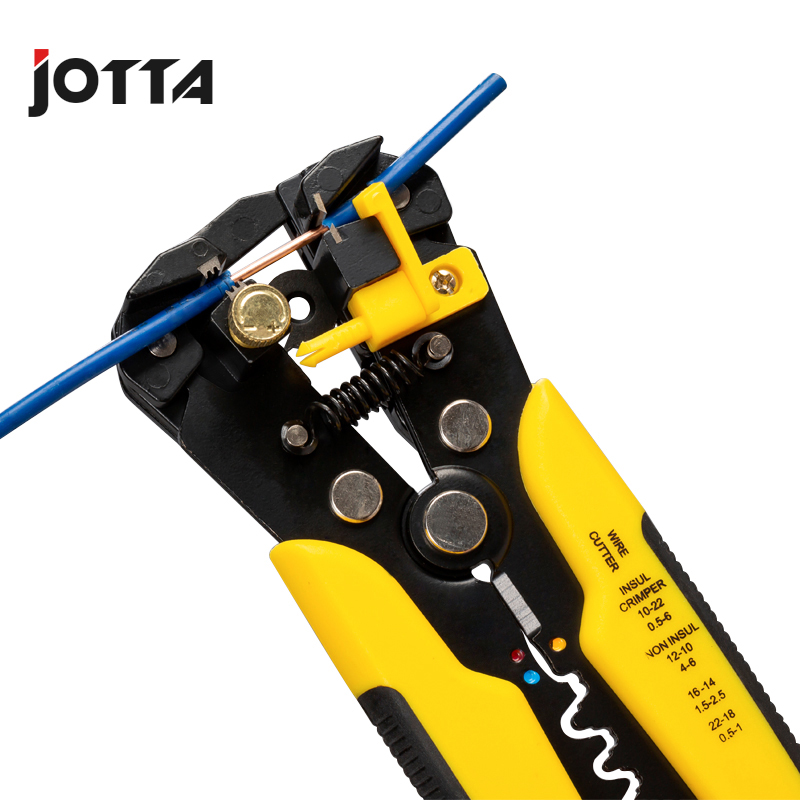 Automatic Stripping Plier Wire Stripper Wire Cable Tool Cable Stripper Plier JT