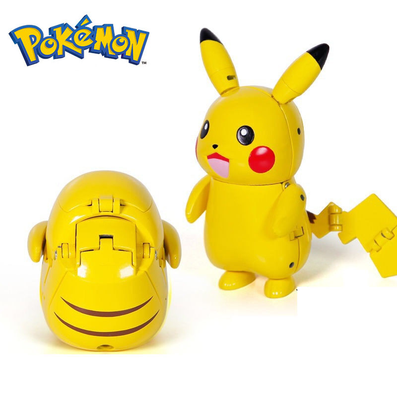 Collectible Pokeball Pokemon Action Figures