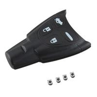 4 버튼 자동차 키 케이스 자동 키 보호기 쉘 안전 커버 SAAB 93 95 9-3 9-5