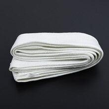 Для Webasto/Eberspacher 22 мм и 24 мм 2 м выхлопной стекловолокна шланга для герметичной изоляции Белый