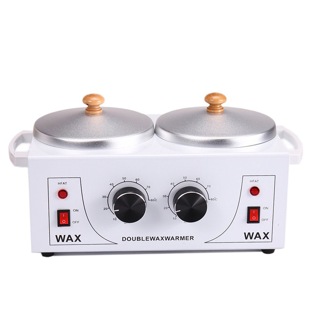 Double Furnace Wax Treatment Machine Multifunctional Temperature Control Hair Removal Wax  Hand Wax Treatment