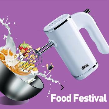 цена на 5 Speeds High Power Electric Food Mixer Hand Blender Dough Blender Egg Beater Cream Hand Mixer For Kitchen 220V Sonifer