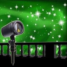Star Laser Laser-Projector-Lamps Christmas Spotlights Wedding Outdoor Lawn Garden Twinkle