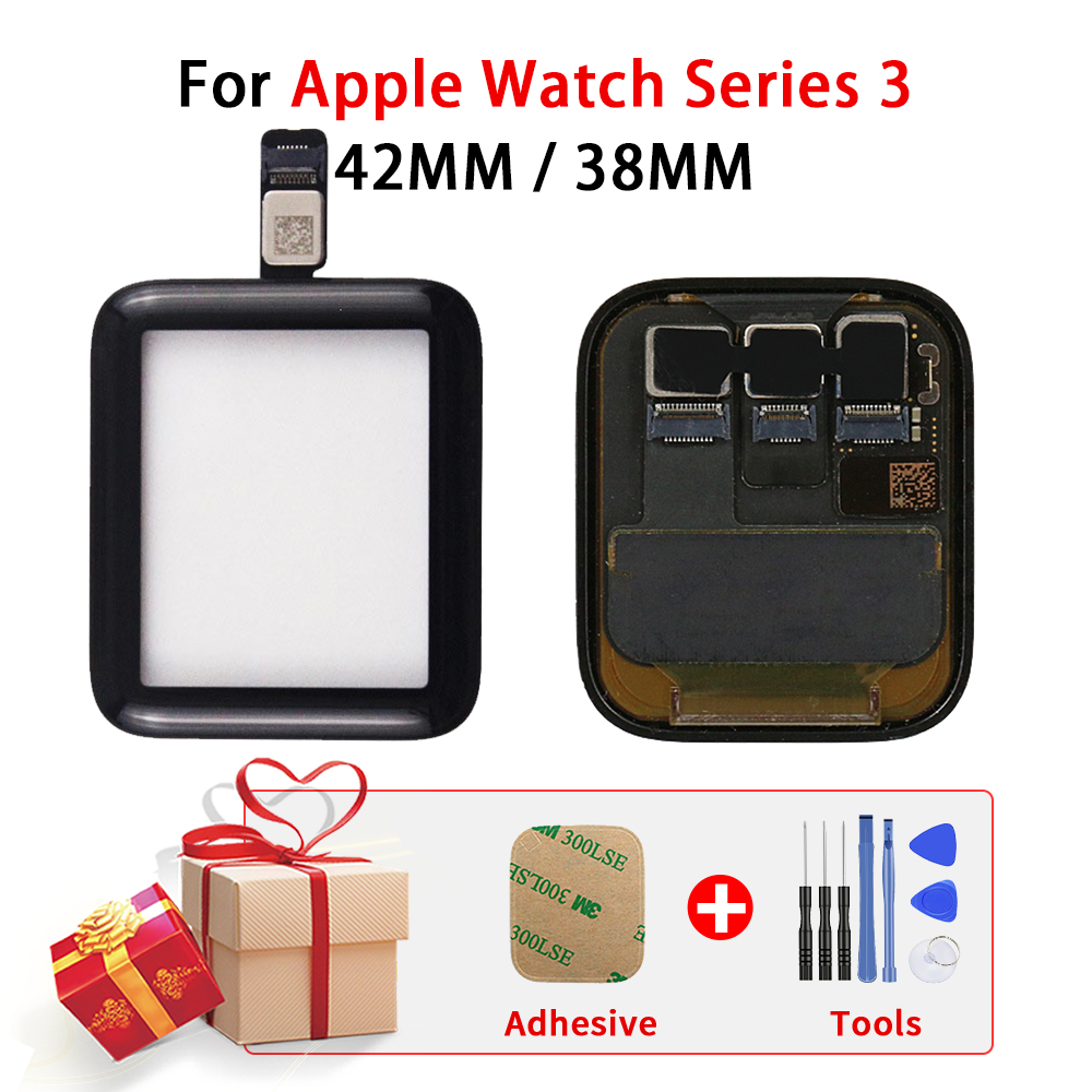 Sinbeda GPS/Cellular For Apple Watch Series 3 38mm 42mm LCD Display Touch Screen Digitizer Replacement Part For Apple Watch 3 S3 image