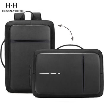 Anti thief USB Charging Men Backpacks for 15.6 inch Laptop Men Business Fashion Message Backpack Travel Bags Male Mochila business backpack men laptop backpacks 15 6 inch waterproof male women bags usb charging back pack notebook black travel bagpack