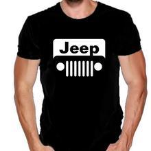 Camiseta de verano streetwear cerveza jeep camiseta hombres divertido jeep propietario regalo camiseta algodón camisetas manga corta Camiseta
