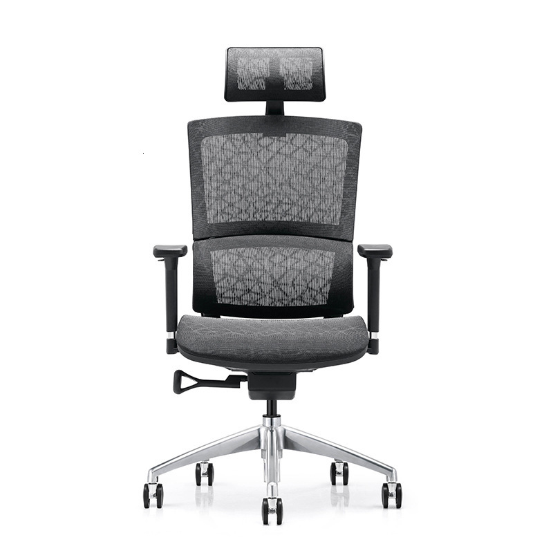 Furniture Office Light Mesh Chair Ergonomically Rotating Mesh Office Chair