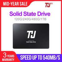 THU SSD DISK HDD 2.5 SATA3 SSD 120GB SATA III 7mm Internal Solid State Drive for Desktop Laptop PC