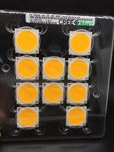 10 stks/partij Originele Cree COB CXB3590 led CXB 3590 3500K DB BIN 36V