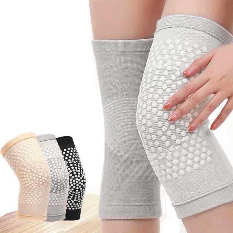 2pcs Self Heating Support Knee Pads Knee Brace Warm for Arthritis Joint  Pain Relief and Injury Recovery Belt Knee Massager Foot|Elbow & Knee Pads|  - AliExpress