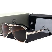 Brand Unisex Classic Designer Men Sunglasses Polarized UV400