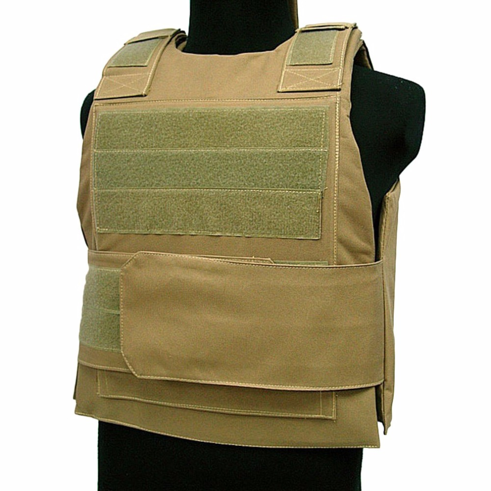 Protective Tactical Stab-resistant Vest Safety Security Guard Clothing CS Field Genuine Anti Cut Proof Covert Schutzwest