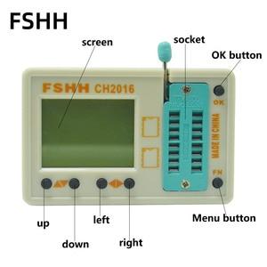 Image 2 - CH2016 미니 멀티 오프라인 프로그래머 24 25 93 SPI 데이터 플래시 AVR 오프라인 프로그래밍 오프라인 버너보다 EZP2010 EZP2013
