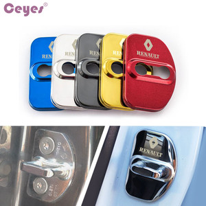 Image 5 - Ceyes автомобильный Стайлинг крышка замка автомобильной двери чехол для Renault Scenic Laguna Captur Megane 2 3 Fluence Latitude автомобильные наклейки аксессуары