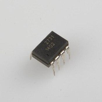 10 unidades/lote HCPL2731, HCPL-2731, HP2731, A2731, DIP8, original en Stock