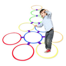 Large 38CM Hopscotch Outdoor Games Toy Kindergarten Physical Education Motion Teaching Aid Training Toys For Children