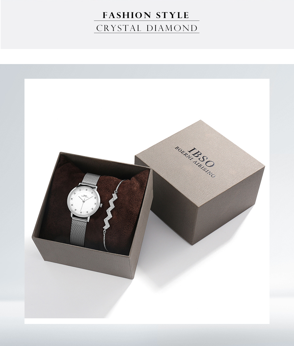 Coffret Cadeau Montres Bracelet femmes