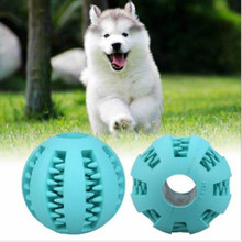 Toy Interactive-Ball Dog-Chew-Toy Cleaning-Ball Dog-Teeth Food Rubber-Ball--1 Fun