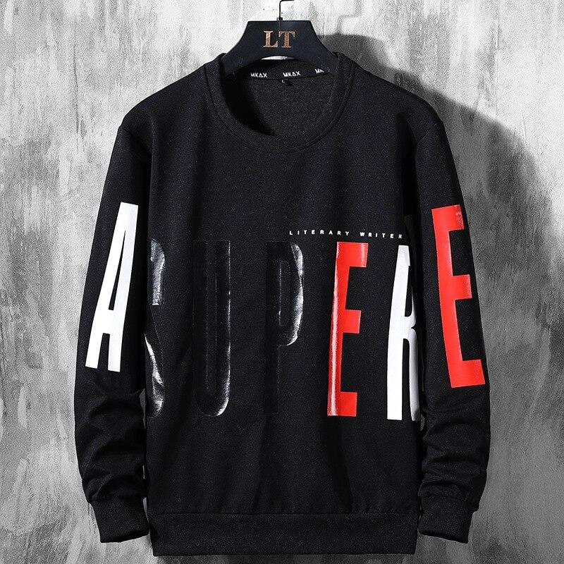 T-Shirt à manches longues homme 10XL et 8XL, grande vente, automne, grande taille 7XL 6XL, maison en coton noir 150KG