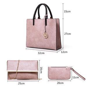 Image 4 - MICKY KEN новая женская сумка для мамы простая PU сумка мессенджер модная Большая вместительная сумка на плечо Высококачественная Сумка Bolso femenino