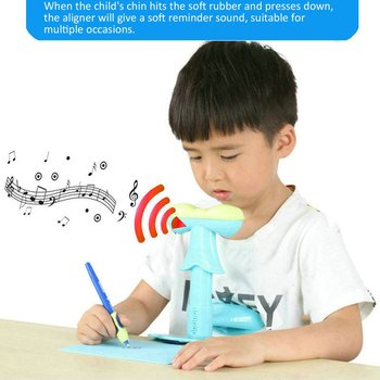 Sitting Posture Corrector To Prevent Myopia Students Learning Stationery Children's Vision Protector