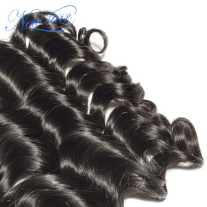 Image 5 - Brazilian Loose Body Hair 3 Bundles New Star 100%Virgin Human Hair Weaving One Donor Weave Intact Cuticle Wavy Hair Extension