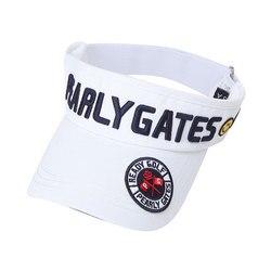 Новинка PG высокое качество унисекс шляпа для гольфа для досуга Спорт пустой топ шляпа от солнца вышитые спортивные кепки для гольфа Бесплат...