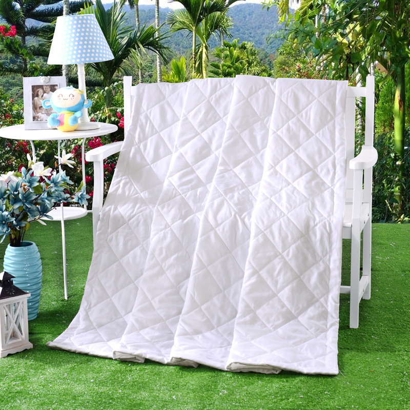 5floral Style Summer Comforter 150*200cm/180*200cm/200*230cm Quilted Quilt Thin Bedding Blanket/ Plaids