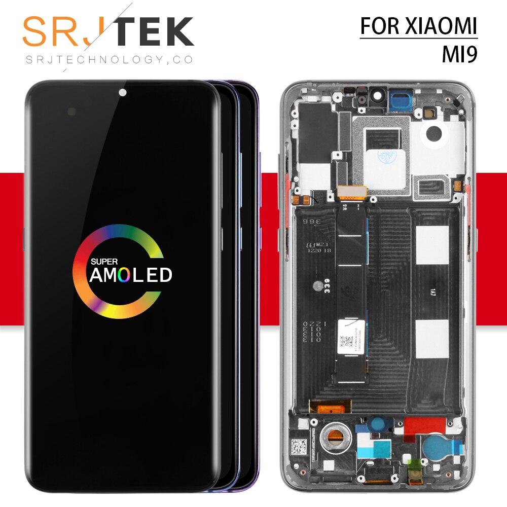 Pour Xiao mi 9 LCD panneau tactile pour Xiao mi 9 Explorer écran numériseur capteur pour Xiao mi 9 SE verre pour Xiao mi 9X affichage