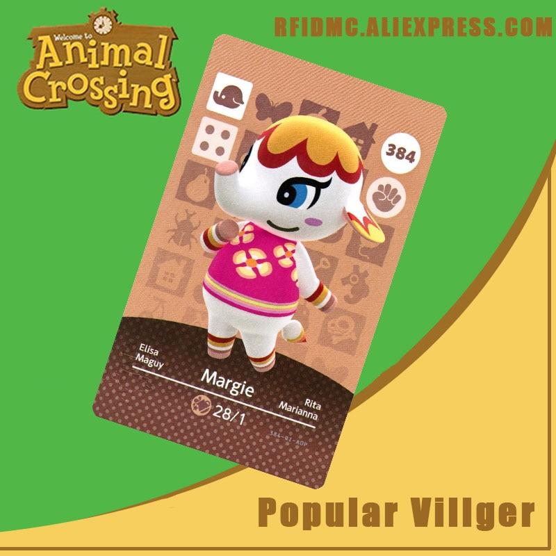 384 Margie Animal Crossing Card Amiibo For New Horizons