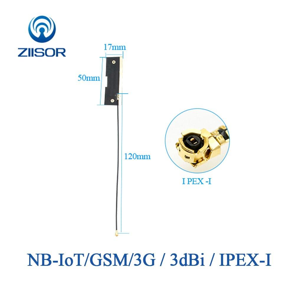 5pcs GSM Internal Antenna 3G NB NB-IoT FPC Soft Antennas Omnidirectional For DTU Module Built In Antena TXGN-FPC-5017