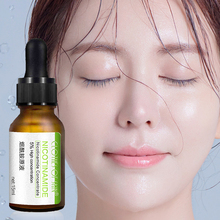 Face Serum Nicotinamide Whitening Brighten liquid Hyaluronic Acid Shrink Pores Firming Facial Essence Beauty CLOTHES OF SKIN