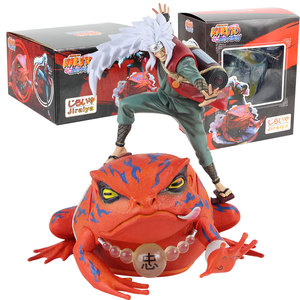 Image 4 - Figurine Naruto Uzumaki Sasuke Uchiha Obito Gaara GK Senju Hashirama Momochi Zabuza GK Itachi, modèle en PVC, 13 30cm, cadeau à offrir