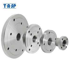 TASP Face-Plate Chuck-Flange Woodworking-Machine Wood Lathe for M33x3.5 Threaded 4''
