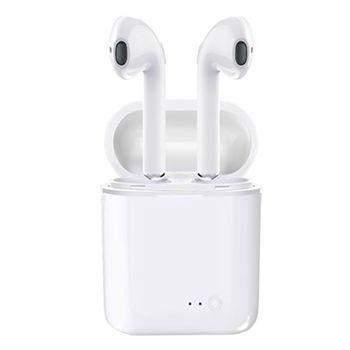 I7mini I12tws zestaw słuchawkowy Bluetooth 5 0 stereofoniczny bezprzewodowy zestaw słuchawkowy Bluetooth z trzema generacjami tanie i dobre opinie douszne Wyważone CN (pochodzenie) wireless Neutral