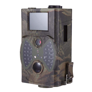 HC-350A Trail Camera 16MP HD 1080P Infrared Night-Vision Hunting Camera for Wildlife Monitoring &Home Security